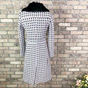 Marciano Jackets & Coats - Marciano Long Coat Wool Jacket Fur Collar Winter
